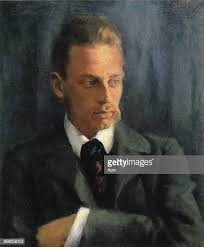 Portrait of Rilke